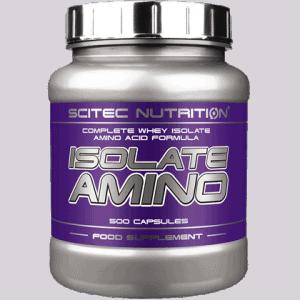 Isolate Amino 500 kapszula