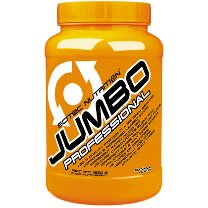Scitec Nutrition Jumbo Professional 1620 gramm