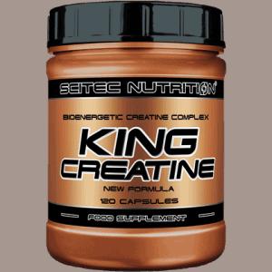 King Creatine 120 kapszula