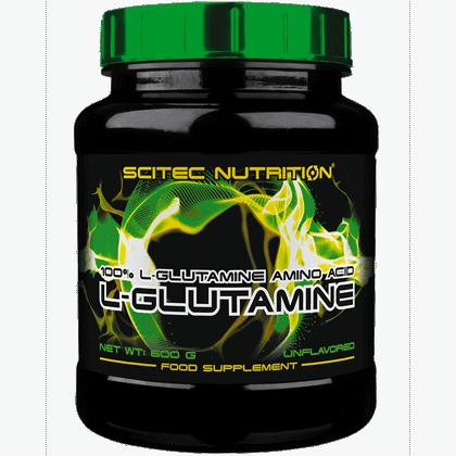 Scitec Nutritio L-glutamine 600 gramm