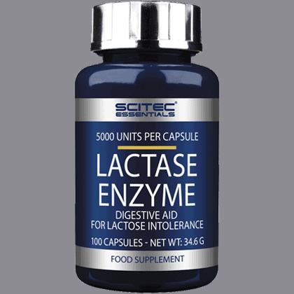 Scitec Nutrition Lactase enzyme 100 kapszula