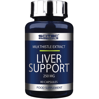 Scitec Nutrition Liver support 80 kapszula