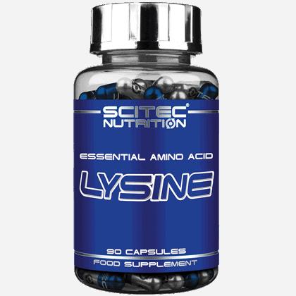 Scitec Nutrition Lysine 90 kapszula