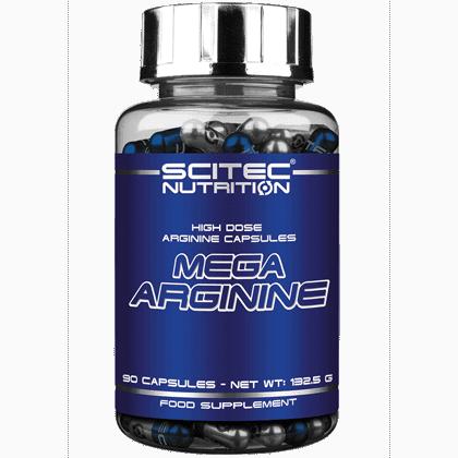 Scitec Nutrition Mega arginine 90 kapszula