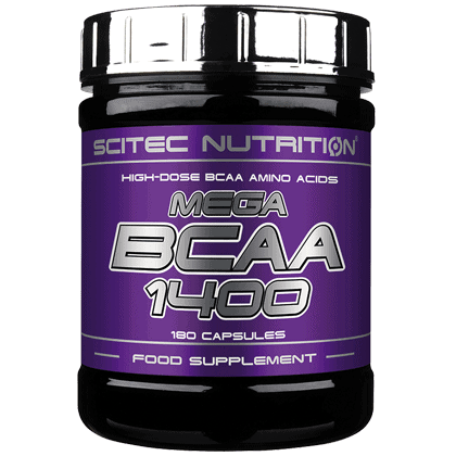 Scitec Nutrition Mega bcaa 180 kapszula