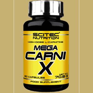 Mega Carni-X 60 kapszula