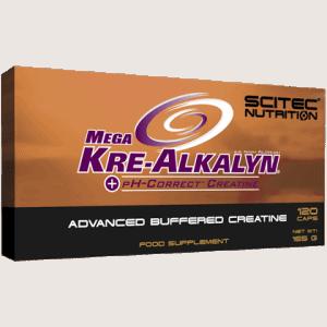 Mega Kre-Alkalyn 120 kapszula