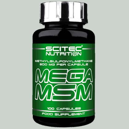 Scitec Nutrition Mega msm 120 kapszula