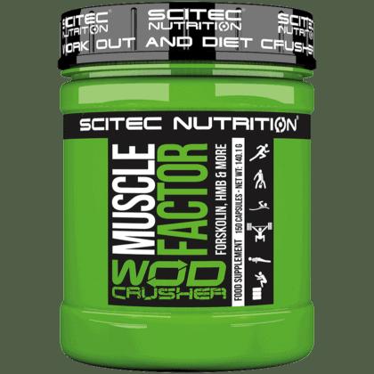 Scitec Nutrition Muscle factor 150 kapszula