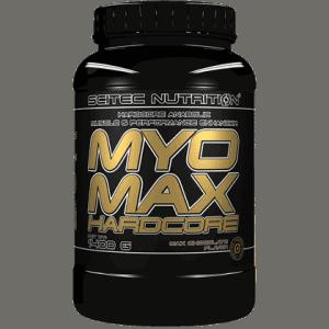 MyoMax HardCore 1400 gramm