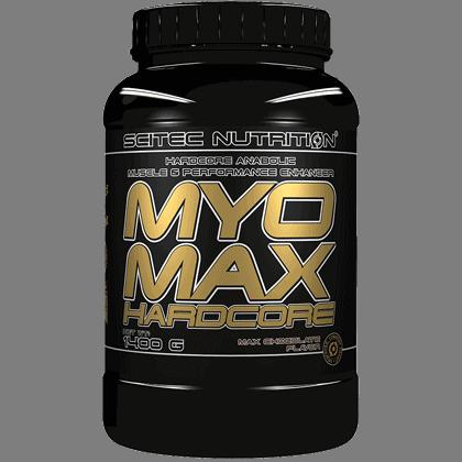 Scitec Nutrition Myomax hardcore 1400 gramm