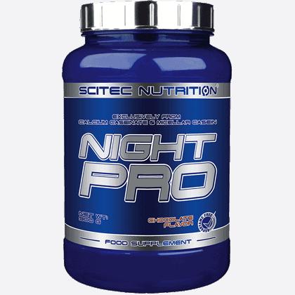 Scitec Nutrition Night pro 900 gramm