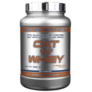 Oat N Whey 1380 gramm