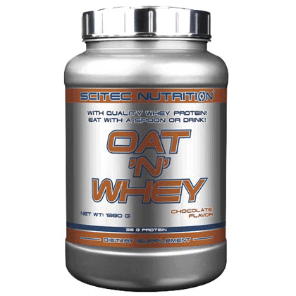 Scitec Nutrition Oat n whey 1380 gramm