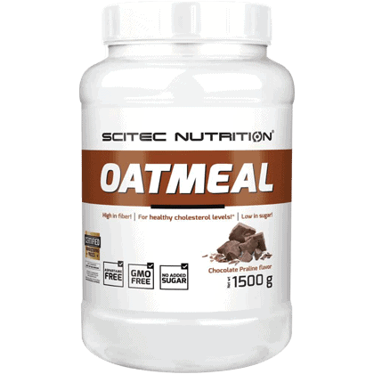 Scitec Nutrition Oatmeal 1500 gramm