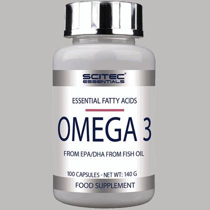 Scitec Nutrition Omega 3 100 kapszula