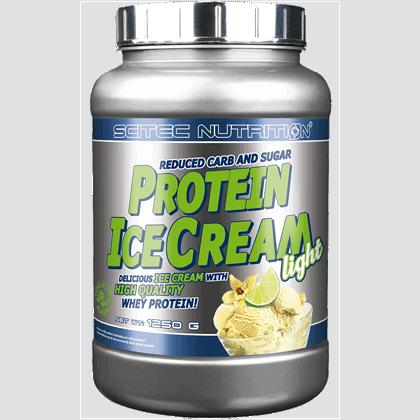 Scitec Nutrition Protein ice cream light 1250 gramm