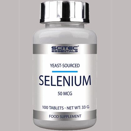 Scitec Nutrition Selenium 100 tabletta