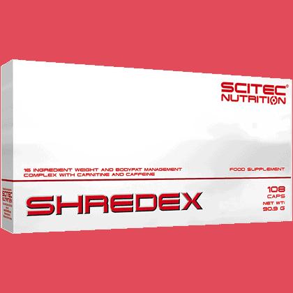 Scitec Nutrition Shredex 108 kapszula