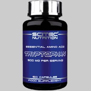 Tryptophan 60 kapszula