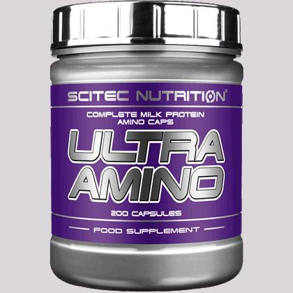 Scitec Nutrition Ultra amino 200 kapszula