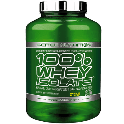 Scitec Nutrition Whey isolate 2000 gramm