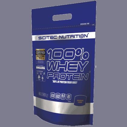 Scitec Nutrition Whey protein 1850 gramm