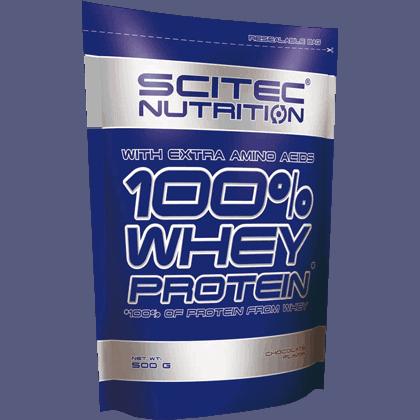 Scitec Nutrition Whey protein 500 gramm