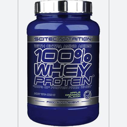 Scitec Nutrition Whey protein 920 gramm
