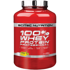 100% Whey Protein Professional 2350 gramm