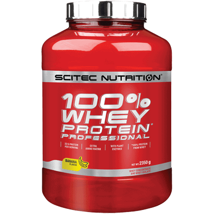 Scitec Nutrition Whey Protein Professional 2350 graam