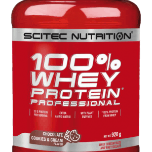 100% Whey Protein Professional 920 gramm