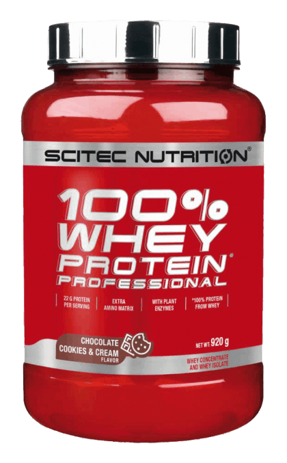 Whey Protein Professional 920 gramm