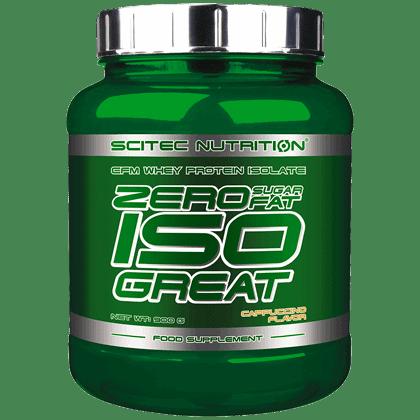 Scitec Nutrition Zero iso great 900 gramm