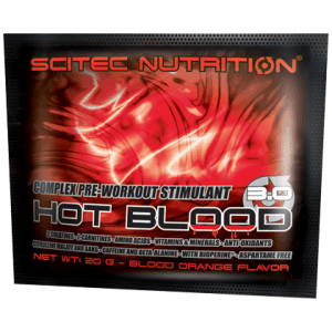 Hot Blood 3.0 1 tasak (20g)