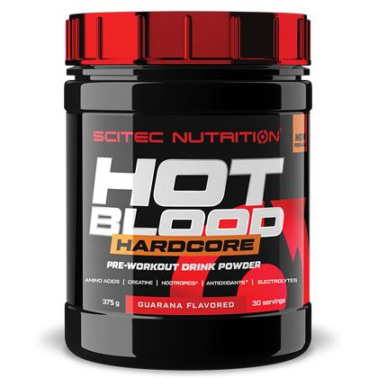 Scitec Hot Blood hardcore 375 gramm